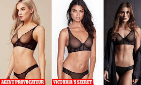 Victoria's secret is an american lingerie, clothing, and beauty retailer known for high visibility marketing and branding, starting with a popular catalog and followed by an annual fashion show with. Victoria S Secret Is Accused Again Of Knocking Off A High End Lingerie Brand Daily Mail Online