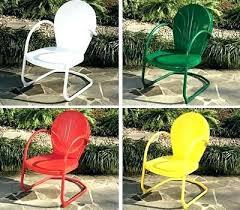 metal outdoor patio furniture. Idea Vintage Metal Outdoor Furniture Or Patio Chairs Stylish Table Retro