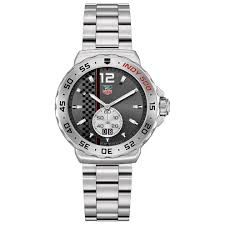 tag heuer formula 1 lady ceramic automatic watch wau2212 ba0859 tag heuer men s chronograph formula 1 men s stainless steel bracelet watch 42mm wau1117