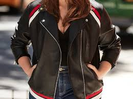 plus size moto jackets at macy s on now