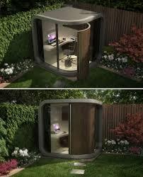 tiny backyard home office. Tiny-houses-officepod Tiny Backyard Home Office