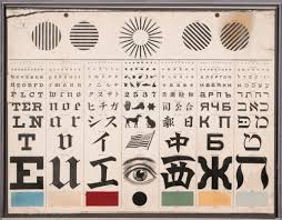 Eye Side Test Chart Eye Test Chart Tumblr