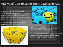 lowering the drinking age to  time magazine 6 positive effects of lowering the drinking age