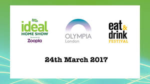 Ideal Home Show 2017 At London Olympia 24th March 2017 Youtube