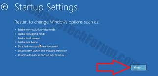 Advanced Options Windows 10 Windows 10 Manual Advanced Startup Recovery Options