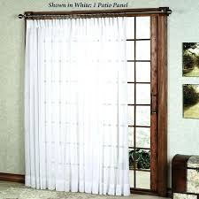 what size curtains for sliding glass door curtains rods for sliding glass doors sliding glass door
