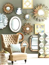 cool mirror sets wall decor mirror wall art decor mirror set for wall awesome set of