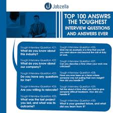 interview questions and answers jobzella interview questions