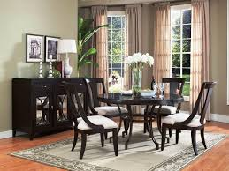 rustic modern dining room chairs. Dining Room Buffet Ideas Natural Wooden Furniture In Rustic Modern Circle Pendant Light Materials Of Contemporary Chairs O