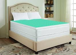 mattress toppers queen. Exellent Toppers SharperImage3CoolGelMemoryFoamMattress And Mattress Toppers Queen