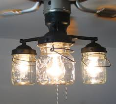 image of vintage ceiling fan light kit