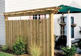 Patio Privacy Fence Sweet Diy Dog Fence Ideas Backyard Fence Ideas For Backyard Dog