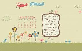 2020 Calendar Wallpaper Desktop ...