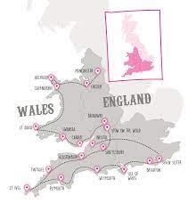 Itinerario Galles E Inghilterra Del Sud: Viaggio Tra Fari E Scogliere  Bianche Inglesi - Lost In Food