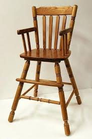 restaurant style wooden high chair. High Chair Restaurant Style Wooden Chairs . L