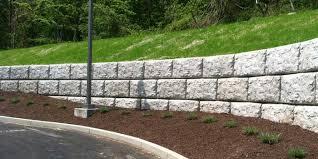ez block wall retaining system doublewal