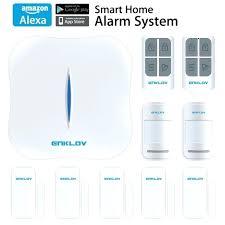 diy alarm system home security alarm system kit with 5 door window sensor 2 diy burglar diy alarm system wireless smart home
