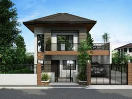 Best 25 Two Storey House Plans Ideas On Pinterest  Sims House Two Storey Modern House Designs