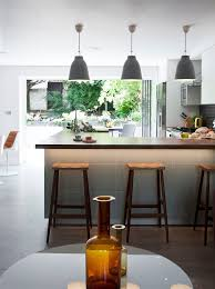 breakfast bar lighting ideas. breakfast bar lighting ideas kitchen contemporary with counter stools large wall opening s