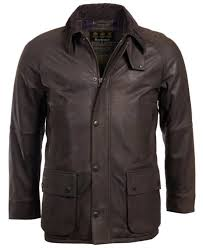 barbour ashby leather jacket