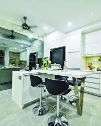Small Kitchen Design With Breakfast Counter 7 Modern Breakfast Counter Ideas Malaysias No 1 Interior