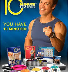 10 minute trainer workout dvd