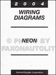 2004 dodge neon wiring 2004 auto wiring diagram schematic 2004 dodge neon wiring diagram manual original on 2004 dodge neon wiring