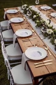 Best 25 Wedding Table Settings Ideas On Pinterest Wedding Table