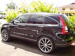 Photo 2 Honda Cr V Custom Wheels Lexani Lss 10 22x Et Tire Size 265 45 R22 X Et Honda Cr Honda Suv Honda