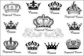 Tiara Design Ideas Different Crown Styles Crown Tattoo Design Queen Crown