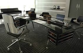 executive office design. elegant executive desk chair design for office furniture, silver of quantum solace series s