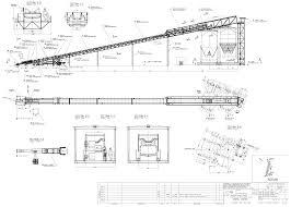 Coal Belt Conveyor Design Conveying Line Of Coal Unloading Belt Conveyors Immingham