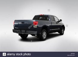 2008 Toyota Tundra Limited in Gray - Rear angle view Stock Photo ...