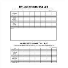 excel call log call log template 11 free word excel pdf documents download