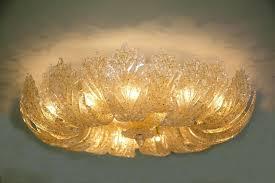 amber glass chandelier amber glass ceiling fixture amber art glass chandelier