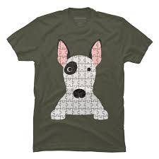 American Staffordshire Terrier Love Hearts <b>Amstaff T Shirt</b> By ...
