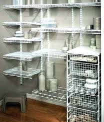 expensive closet maid wire shelving b6347873 closet wire shelving ideas closet maid shelving wire shelves closet