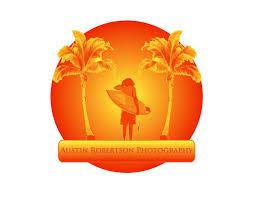 Robertson Photography And Design Professional Elegant Camera Logo Design For Austin