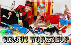 Circus Workshop - Calgary, Edmonton, Alberta Saskatchewan