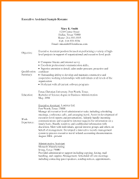 Executive Assistant Resume 100 executive assistant resume objective lpn resume 37