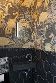 Een Kijkje In Mijn Toilet Vol Flamingos Interior Junkie