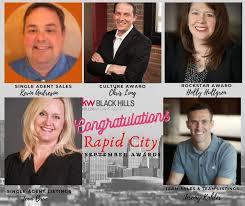Keller Williams Realty Black Hills - Congratulations September Rapid City  Winners | Facebook
