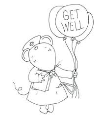 Printable flash cards can be saved as pdf files. 20 Free Get Well Soon Coloring Pages Printable