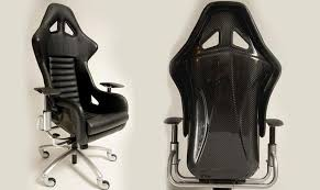 custom made office chairs. Contemporary Office Ferrari F360 Challenge Carbon Fiber Office Chair With Custom Made Chairs