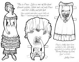 Small Picture 8 Images of Doll Palace Coloring Pages Paper Doll Coloring Pages