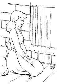 Small Picture 37 best Cinderella Coloring Pages images on Pinterest Cinderella
