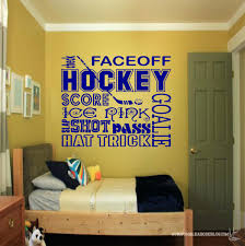 baseball wall decals for kids hockey collage wall decal sports wall decals  hockey wall zoom wall