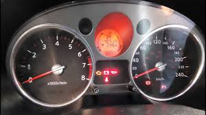 how to reset airbag light in sentra x trail 2008 and up