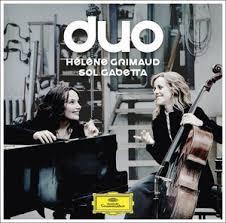<b>Hélène Grimaud</b>, <b>Sol Gabetta</b> - Duo (2012, CD) | Discogs