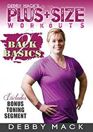 debby mack plus size workouts back 2 basics cardio workout